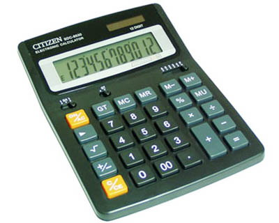"Калькулятор ""CITIZEN SDC-8530"""